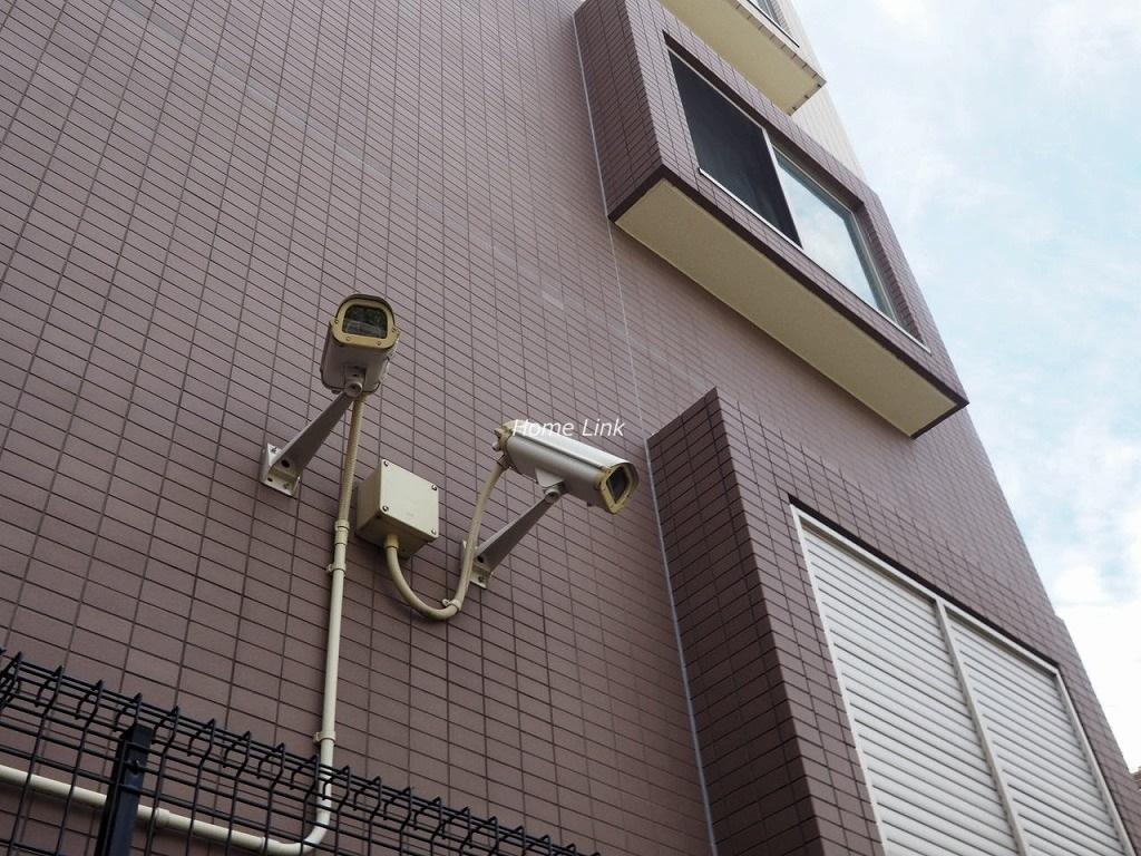 びゅうパルク板橋弥生町 防犯カメラ