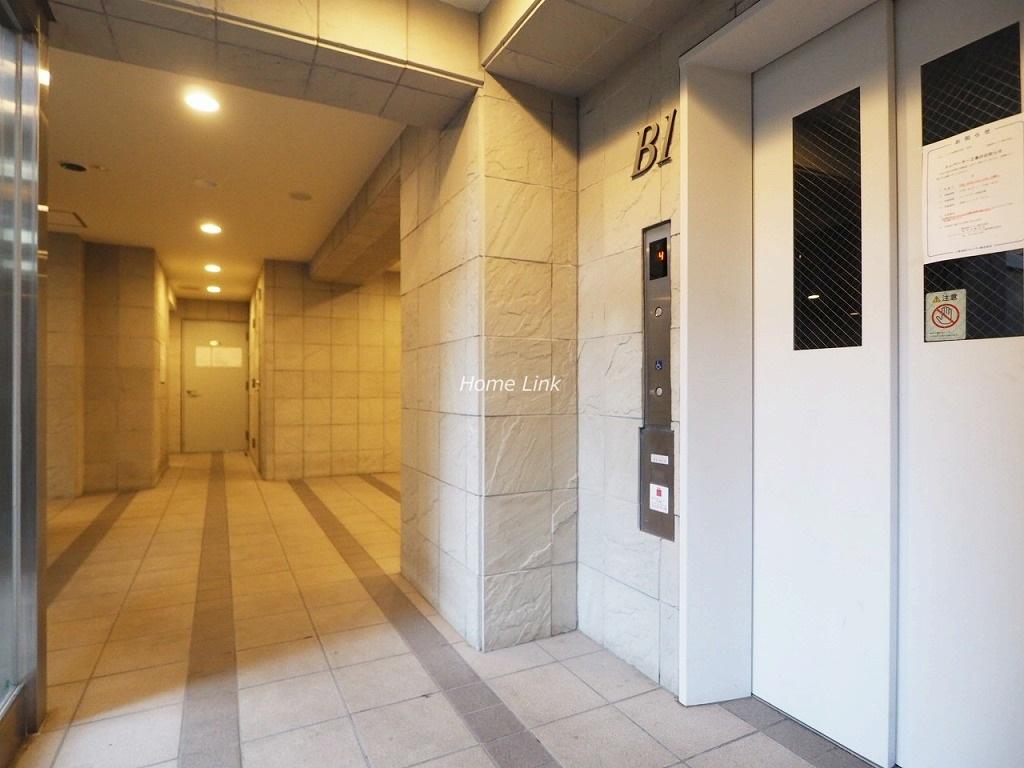 びゅうパルク板橋弥生町 エレベーターホール