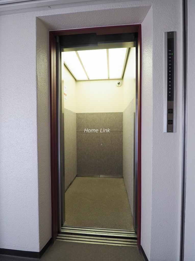グローリア初穂板橋 エレベーター