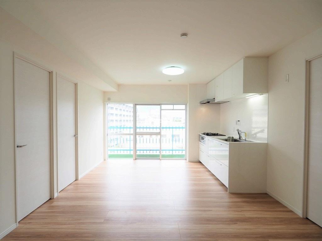 サンライフマンション5階 新しくきれいなお部屋に生まれ変わりました