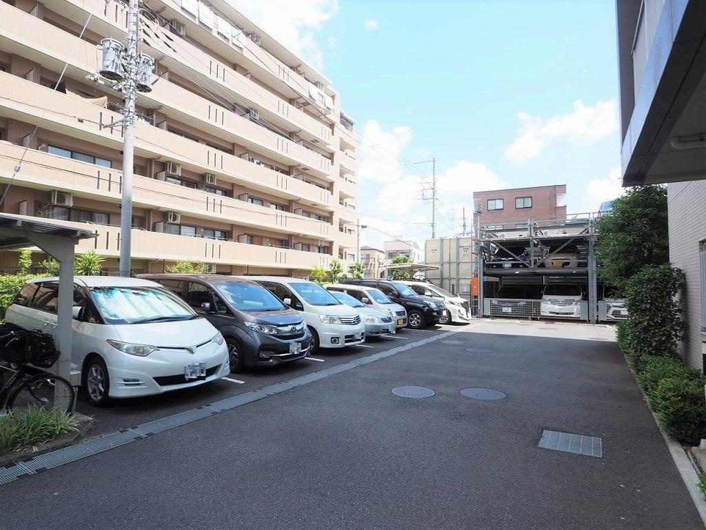 メロディーハイム川口元郷フィールエアー 駐車場