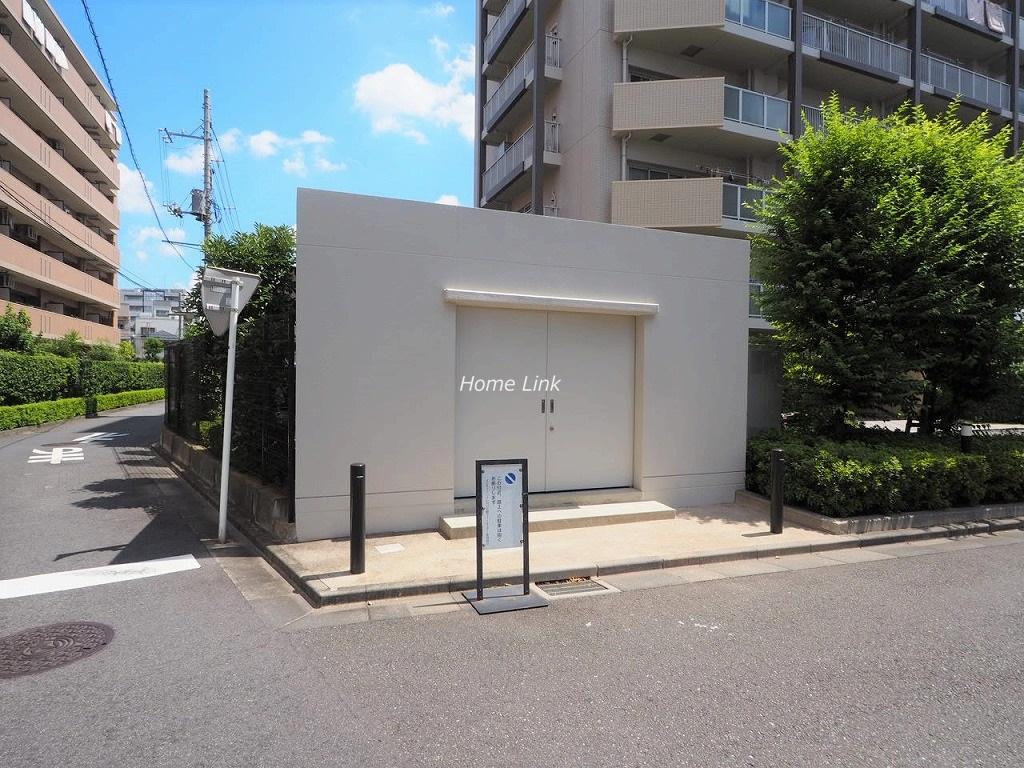 メロディーハイム川口元郷フィールエアー ゴミ置き場