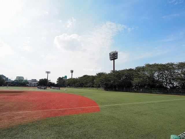 小豆沢ローズハイム周辺環境 小豆沢公園