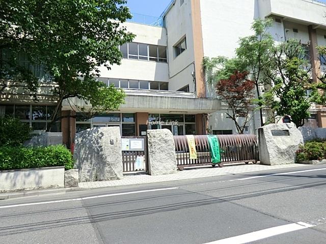 サンライフマンション周辺環境 志村坂下小学校