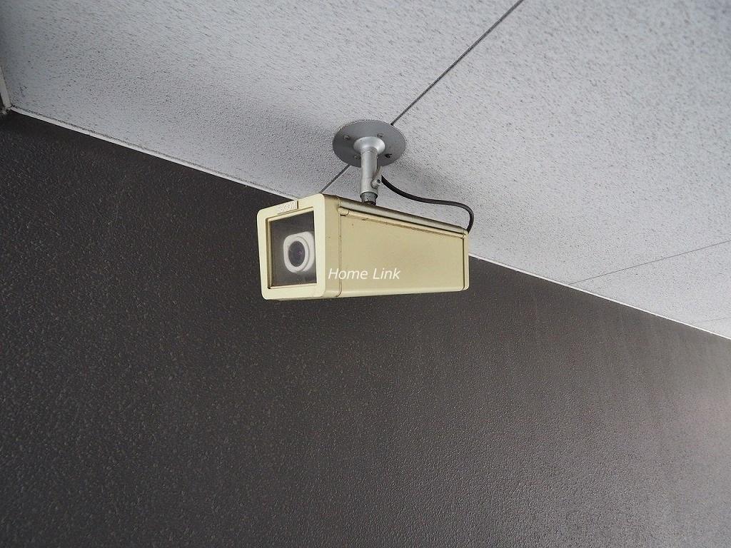 アクサス板橋本町 防犯カメラ
