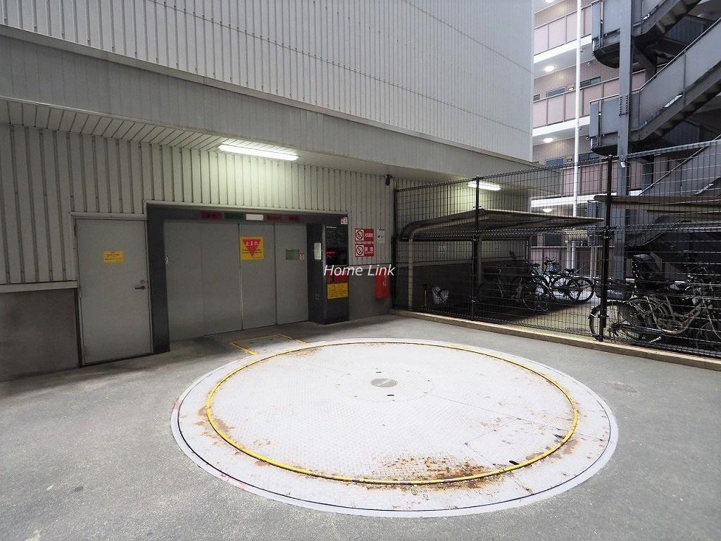 シーアイマンション池袋西 駐車場出入口