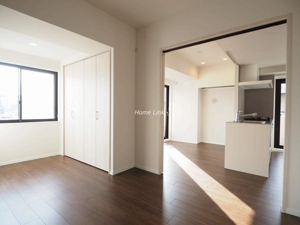 シーアイマンション池袋西6階 6階南西の角部屋 リノベーション済み