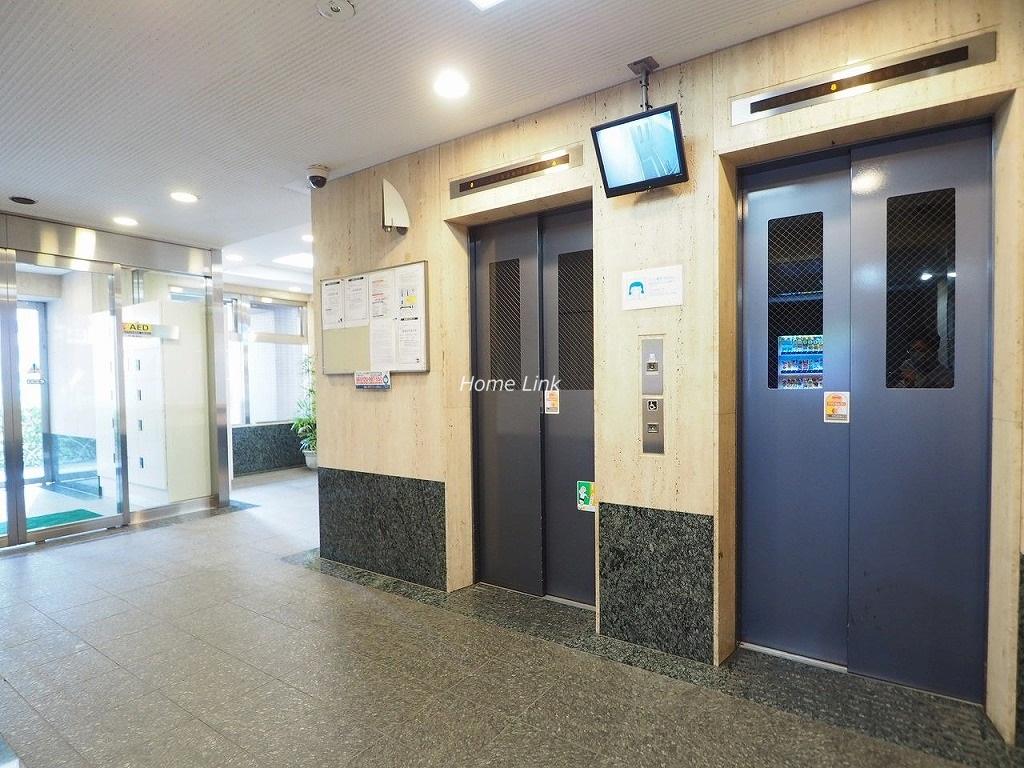 シーアイマンション池袋西 エレベーターホール