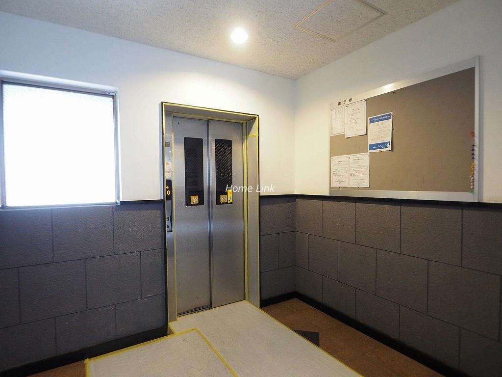 シーズスクエア池袋西 エレベーターホール