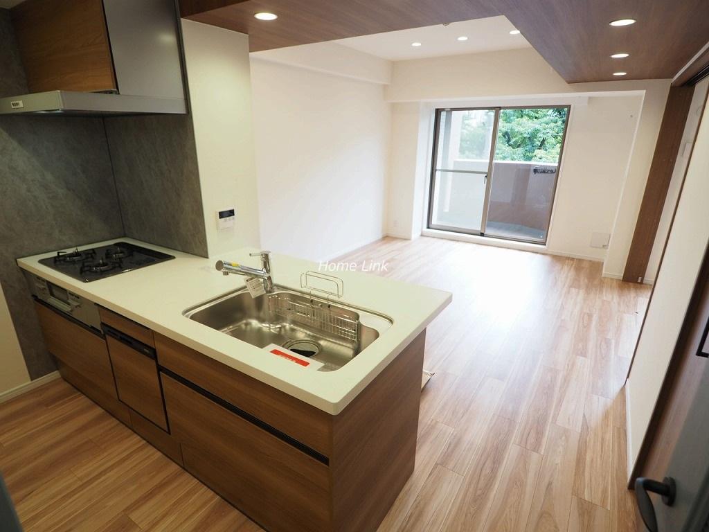シーズスクエア池袋西3階 床暖房や食洗機など便利な設備