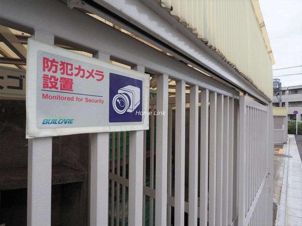 上板橋サンライトマンションAL棟 セキュリティ
