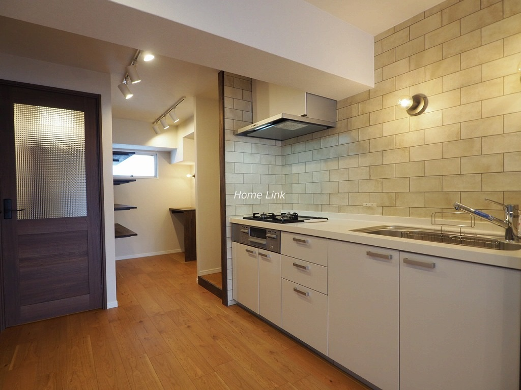 上板橋サンライトマンションAL棟3階 こだわりの内装・インテリアデザイン