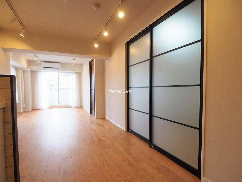 上板橋サンライトマンションAL棟3階 リノベーション済 エアコン1台付