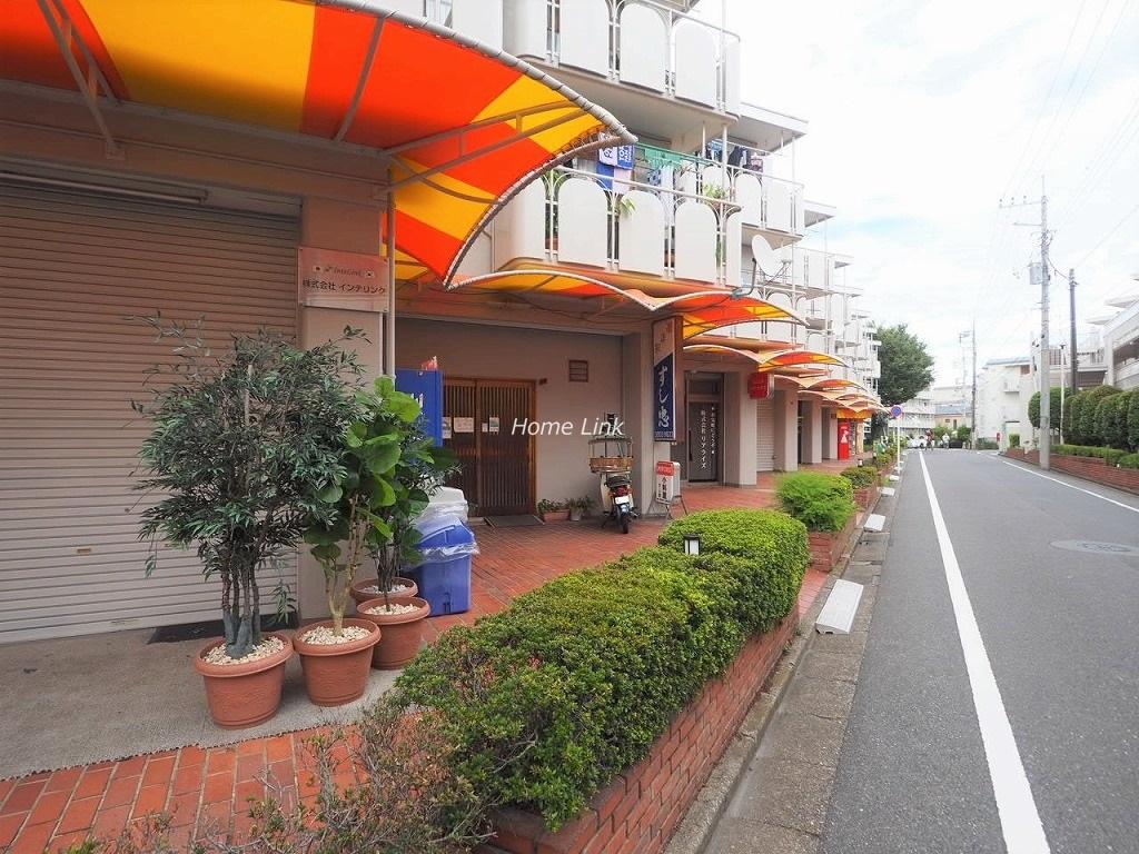 上板橋サンライトマンションAL棟 1階テナント