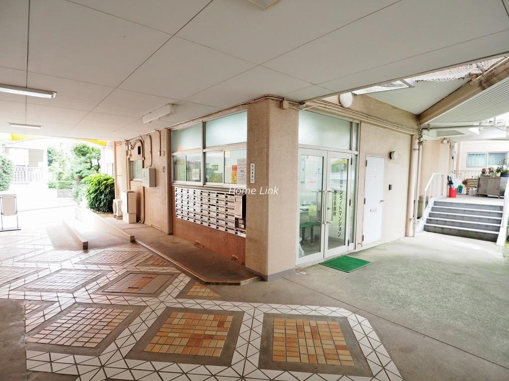 上板橋サンライトマンションAL棟 エントランスホール