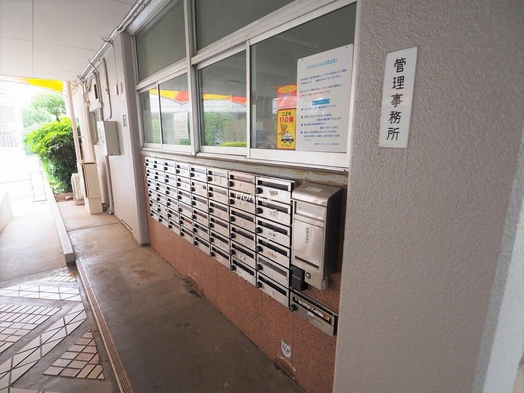 上板橋サンライトマンションAL棟 管理事務所