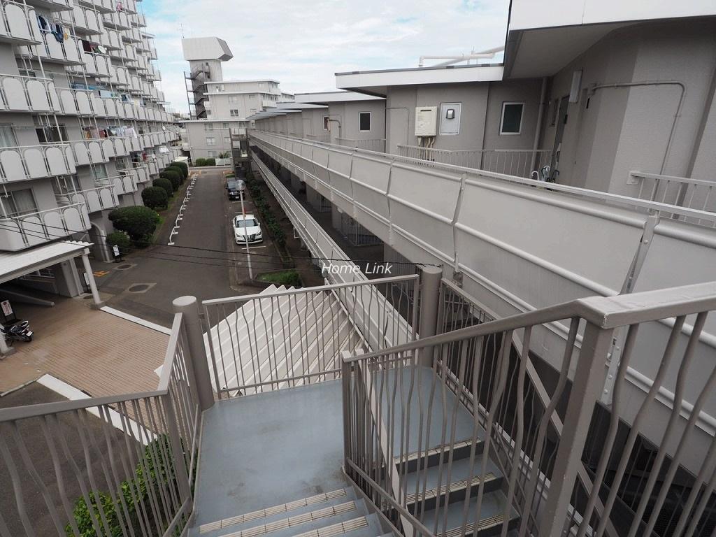 上板橋サンライトマンションAL棟 共用部