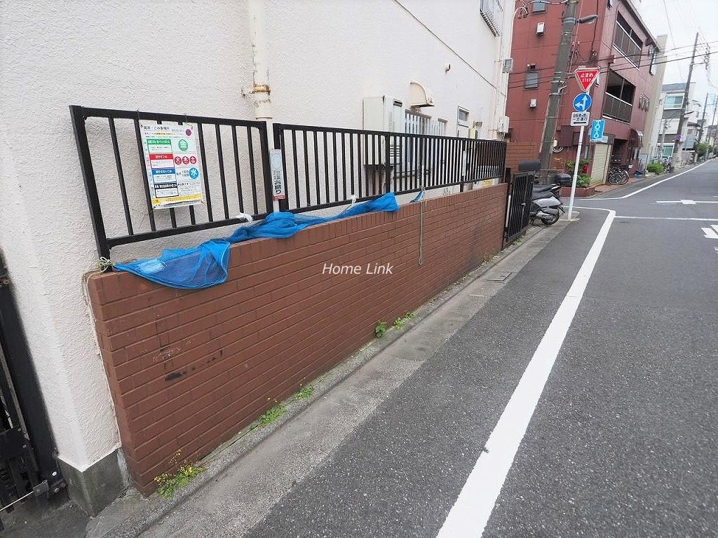 中板橋オリンピックマンション ゴミ置き場