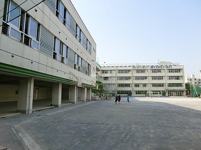 中板橋オリンピックマンション周辺環境 中根橋小学校