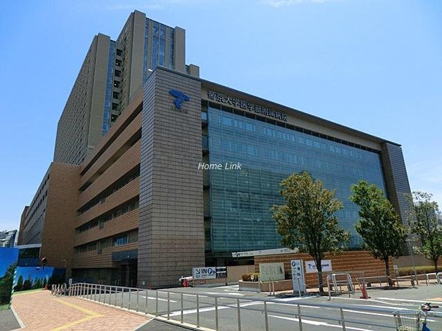 アクサス板橋本町周辺環境 帝京大学医学部附属病院