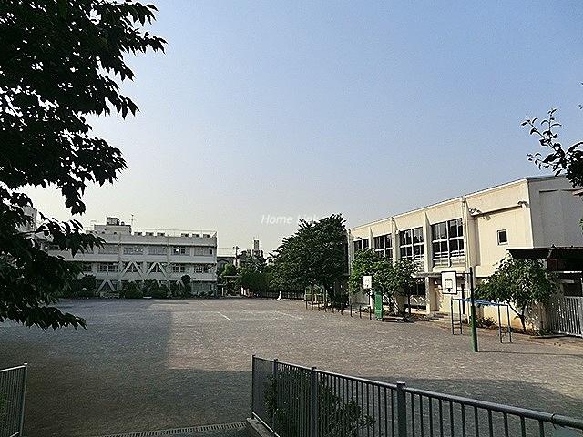 エクレール本蓮沼周辺環境 志村第三小学校