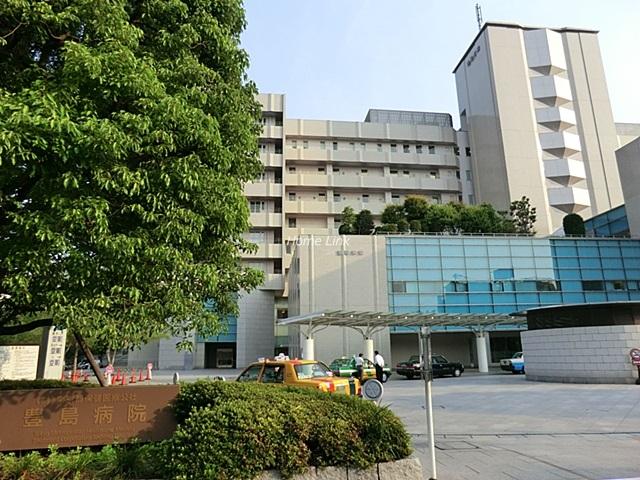 中板橋オリンピックマンション周辺環境 豊島病院