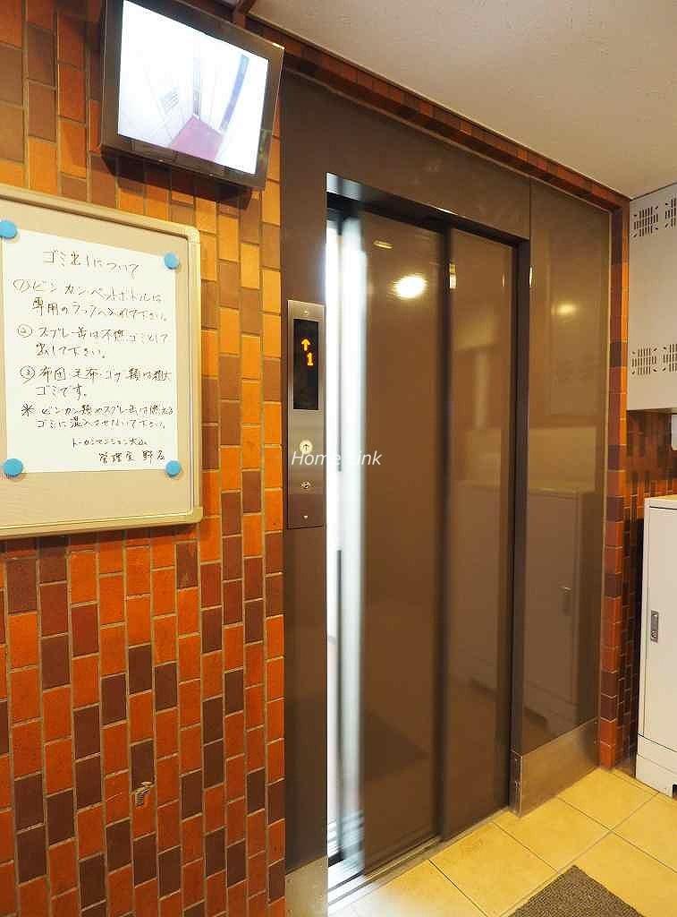 トーカンマンション大山 エレベーターホール