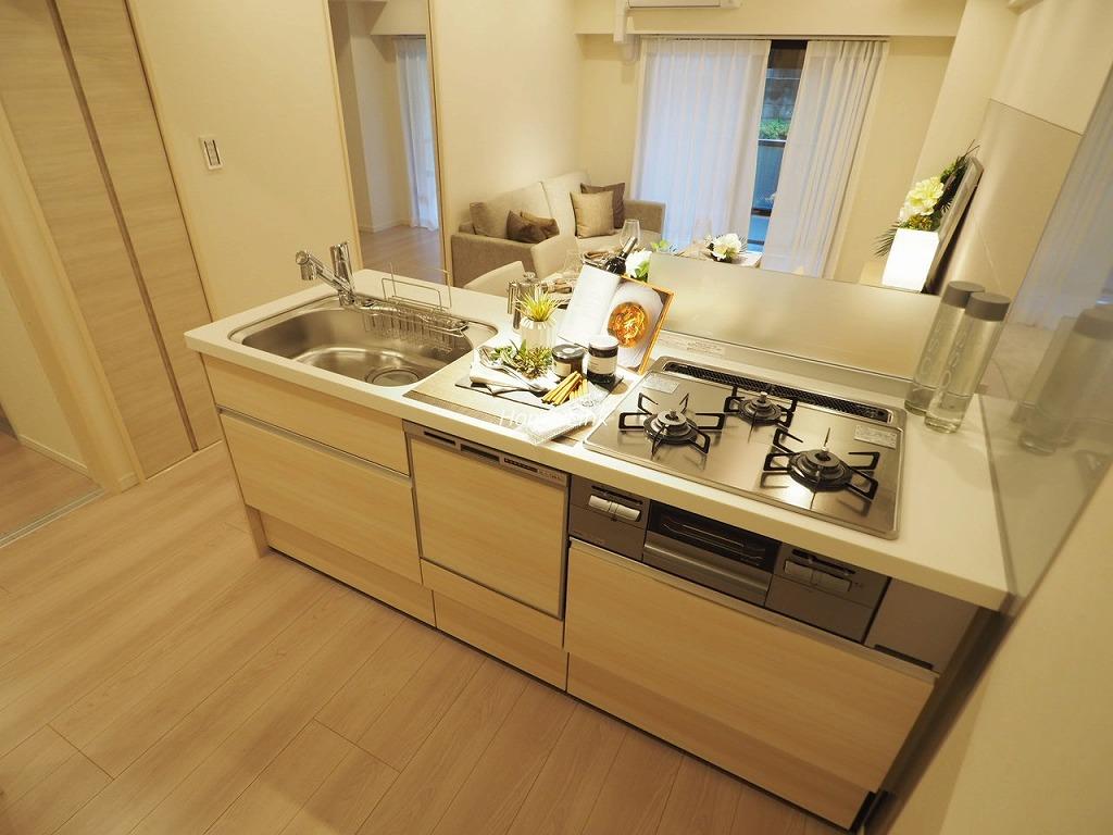 パークノヴァ池袋要町1階 家事をサポートしてくれる食洗器付き