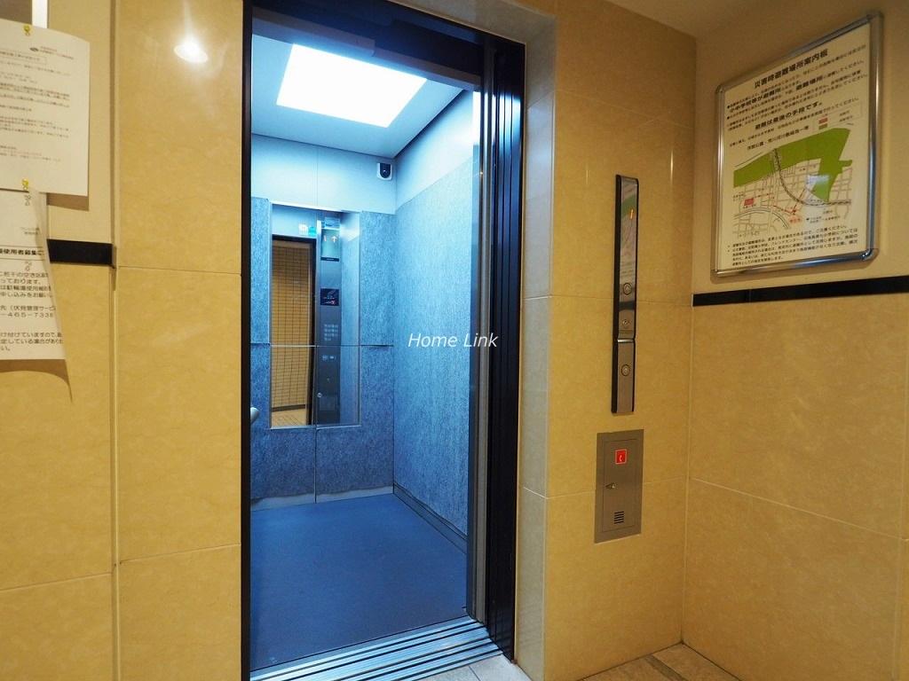 プレシス浮間舟渡駅前 エレベーター