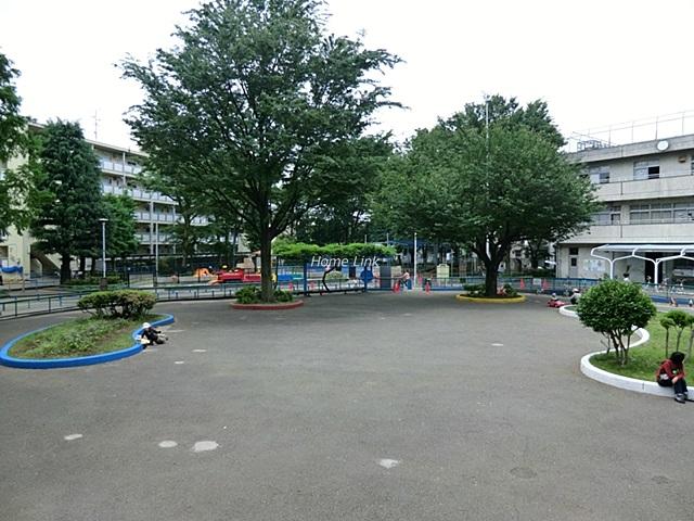 パークノヴァ池袋要町周辺環境 板橋交通公園