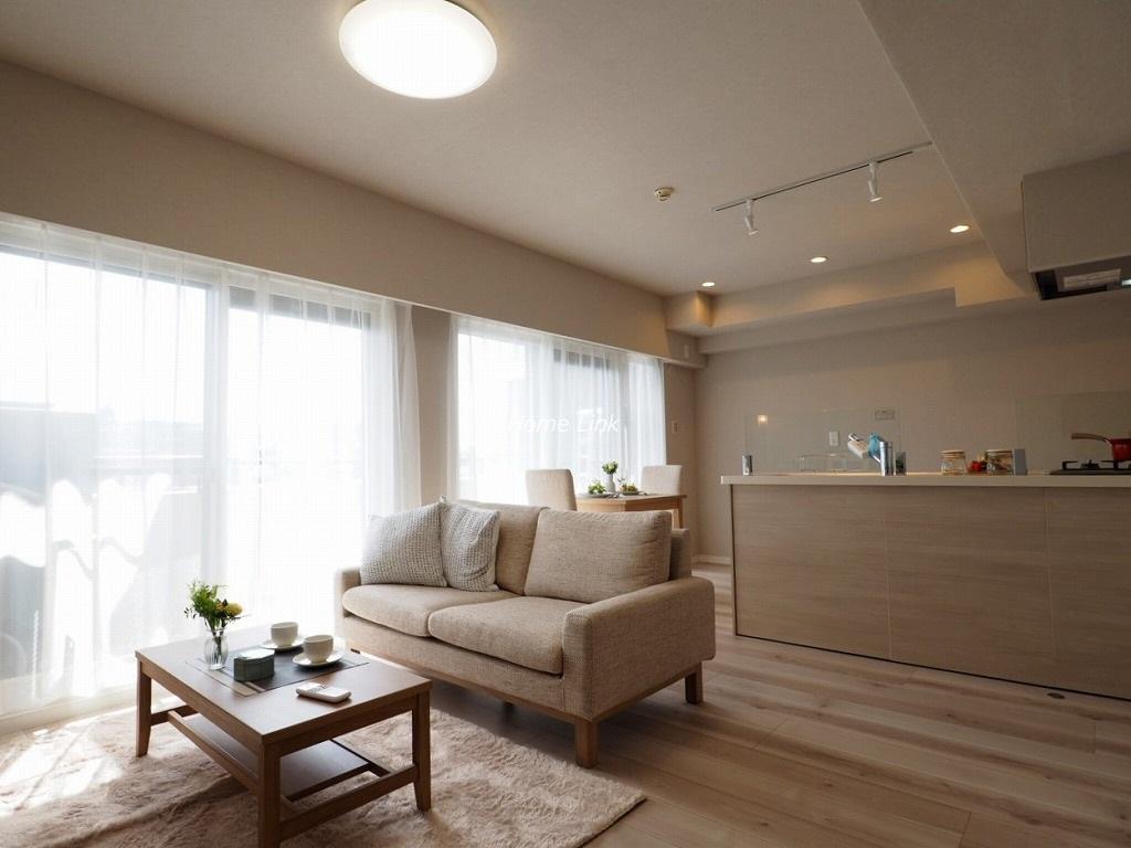 ナイスアーバン志村坂上8階 家具付きリノベーション物件