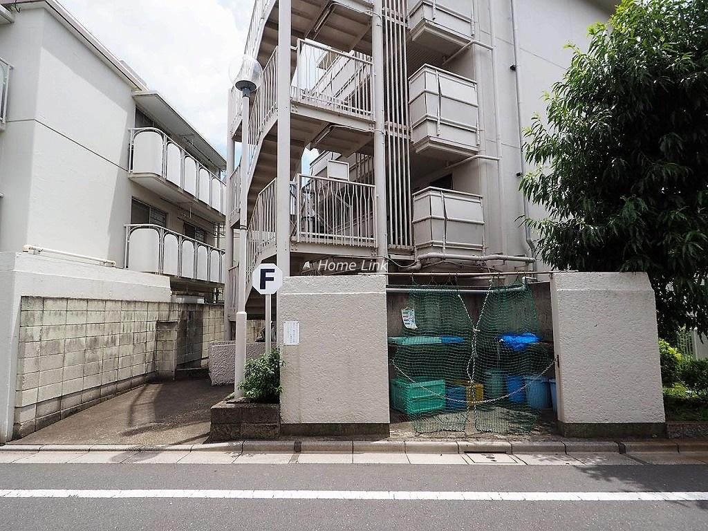 上板橋サンライトマンションF棟 外観