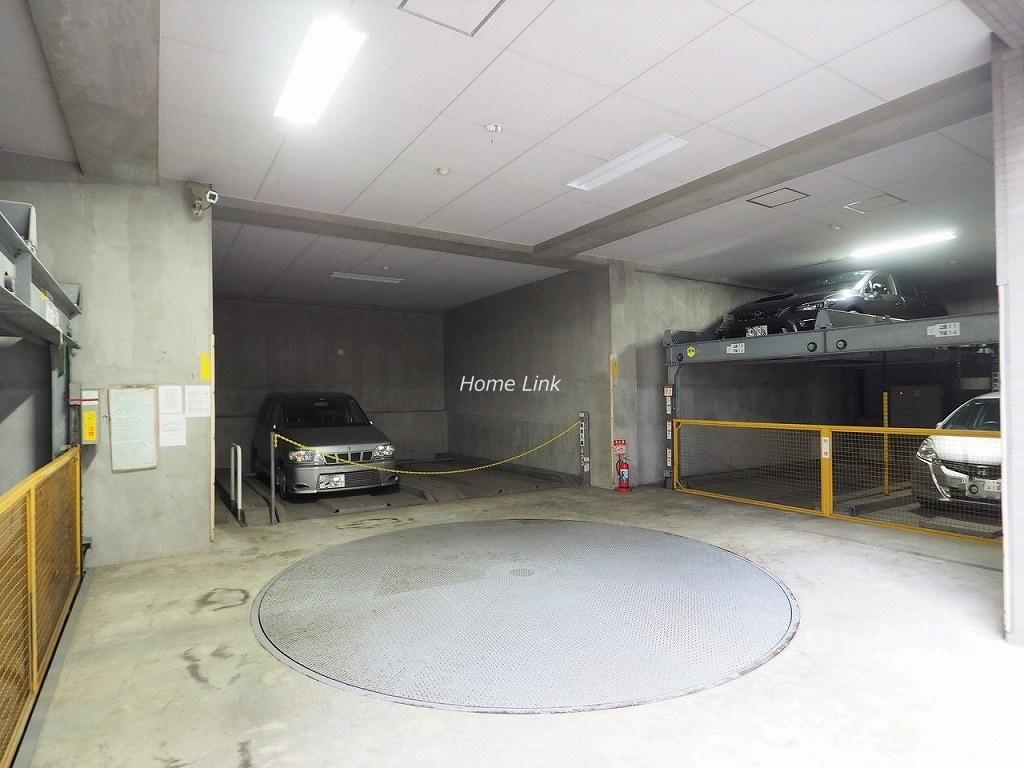 藤和シティホームズ板橋区役所前 駐車場